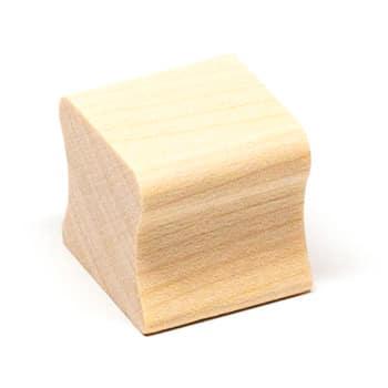 HANKO Luxembourg - Tampon en bois loisirs créatifs 20x20mm