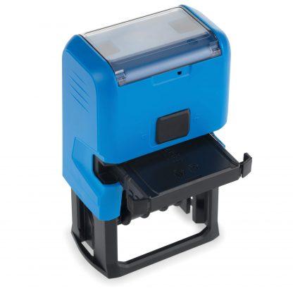 HANKO Luxembourg - Tampon dateur Trodat Printy 4750 Typo - Insertion de la cassette d'encrage